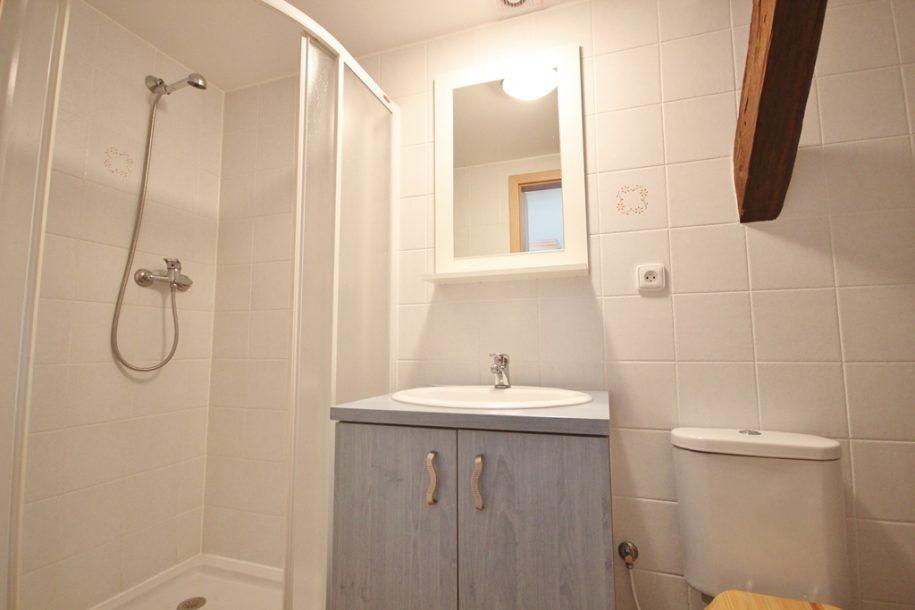 apartmán číslo 3 - koupelna